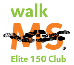 DCW Walk MS Elite 150 logo