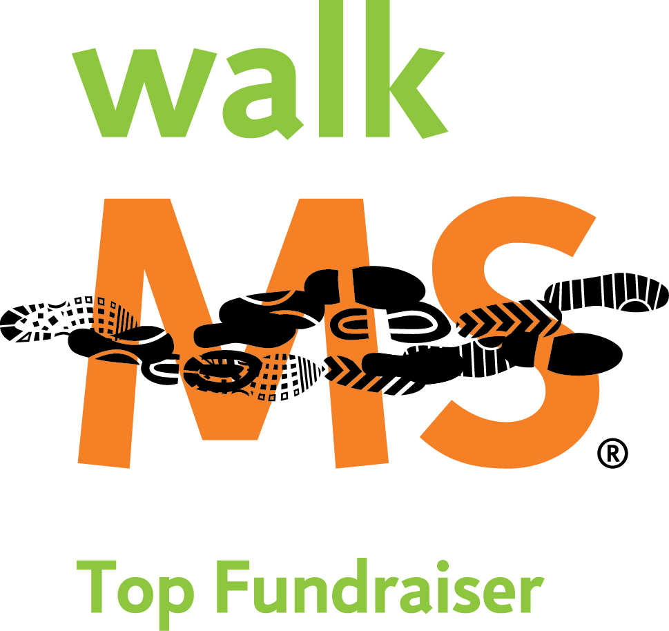DCW Walk Top Fundraiser logo